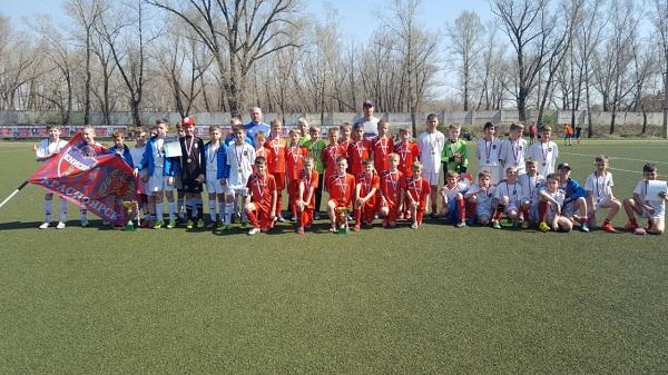 Автобавария детская футбольная команда
